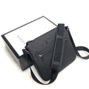 Gucci Courrier Messenger Original Leather Bag